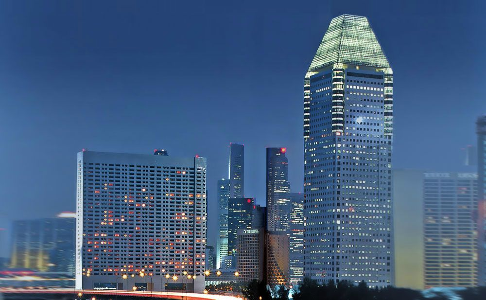 Ritz-Carlton Millenia Singapore is rated Top 5 for World's Best: City Hotels in Asia 2012 by Travel+Leisure.